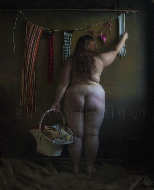 Nico Orlandi Nudo Vintage