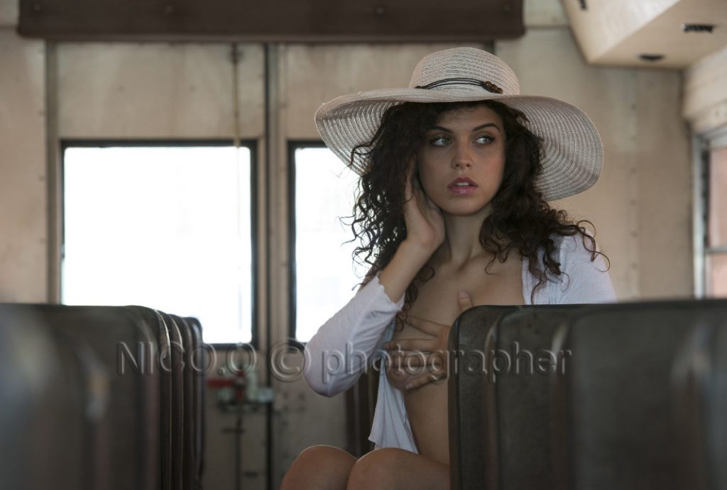 Fotografo nudo artistico Nico Orlandi