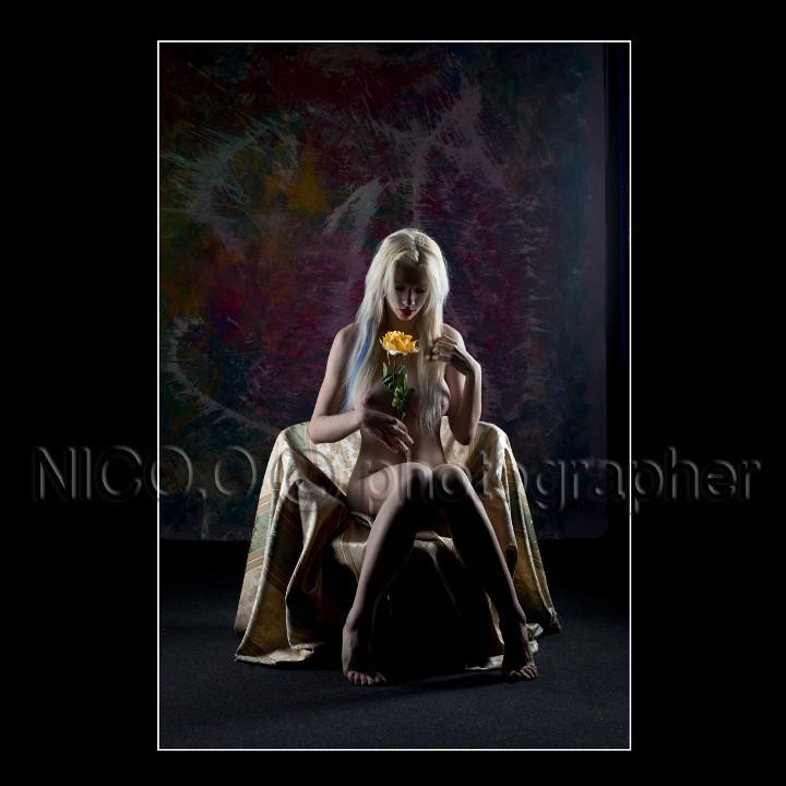 Nico Orlandi Foto Nudo artistico