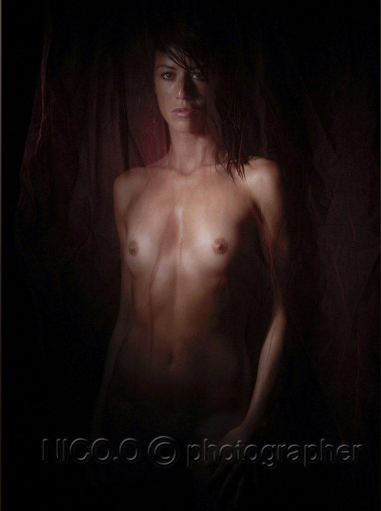 Nudo Artistico campione del mondo Nico Orlandi